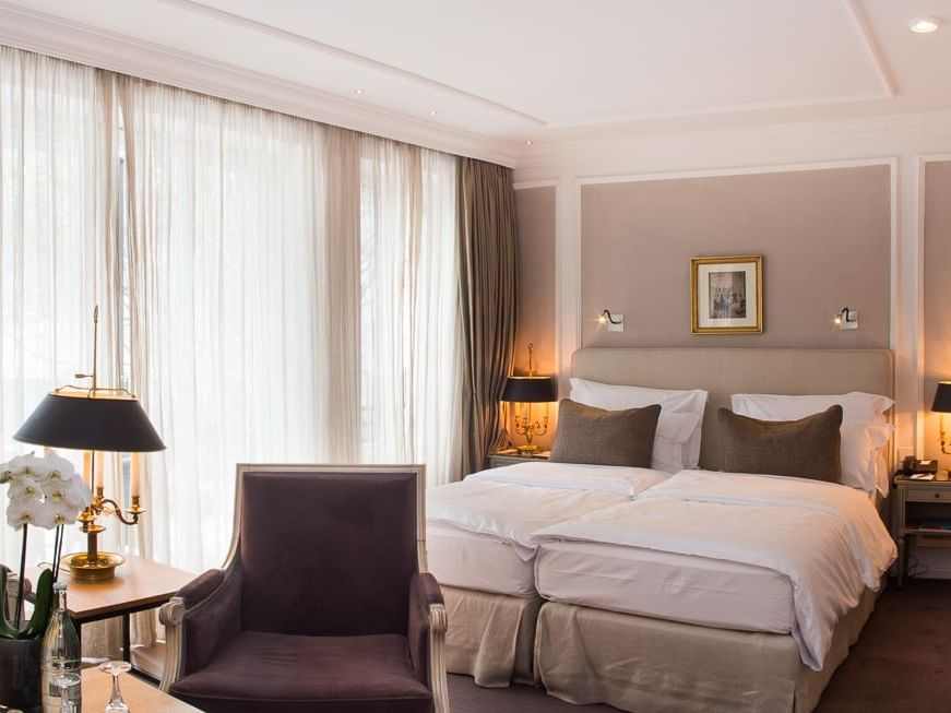 Weekend Special Rate at Hotel München Palace