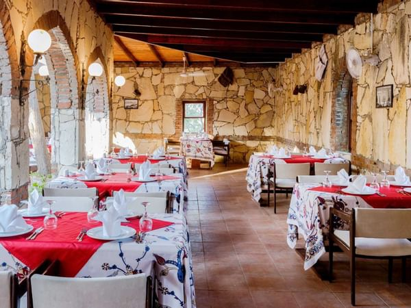 Agora Speciality Restaurant Table And Chair Layout