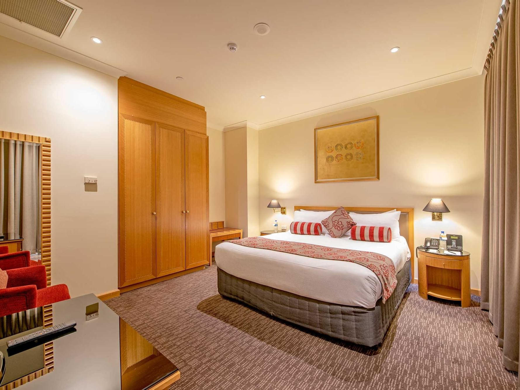 A view of One Bedroom Suite in Duxton Hotel Perth