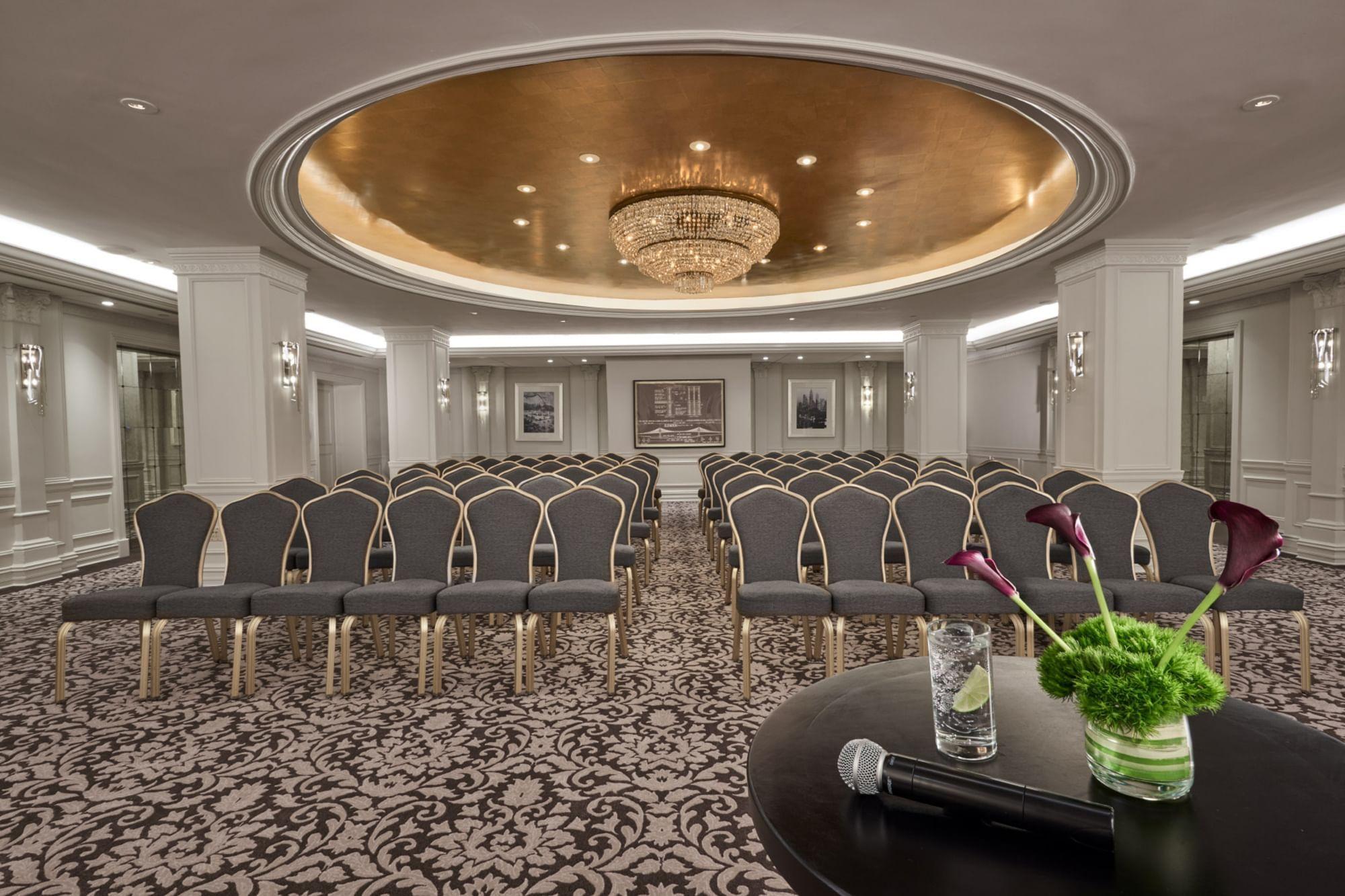 قاعة المؤتمرات في Warwick New York