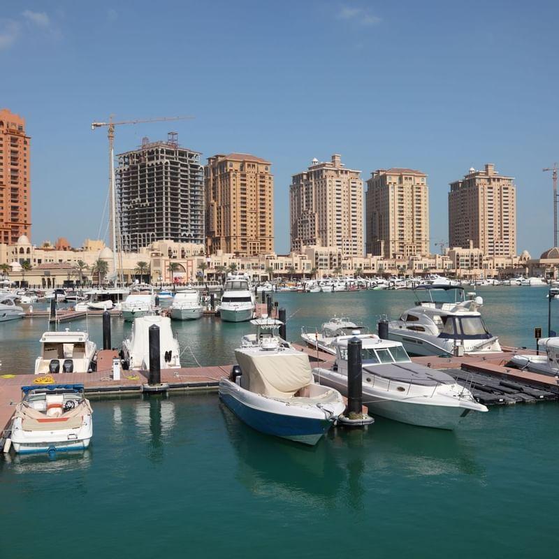The Pearl Qatar - WARWICK CORPORATE
