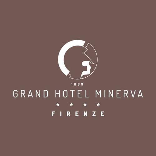 Hotel logo  at Grand Hotel Minerva