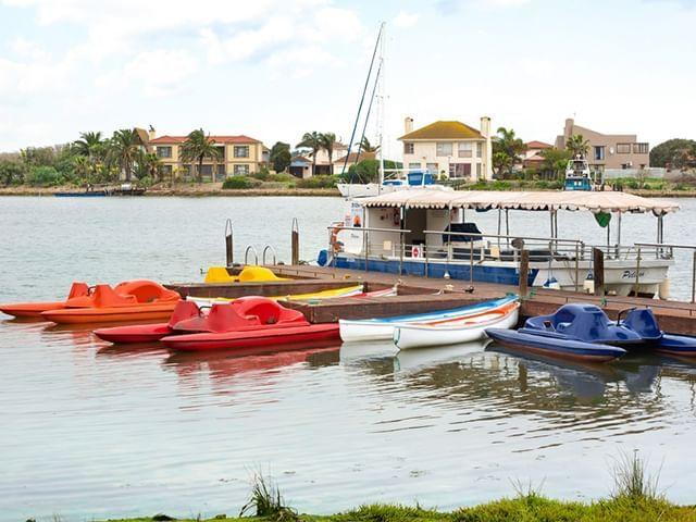 Port Oven Marina