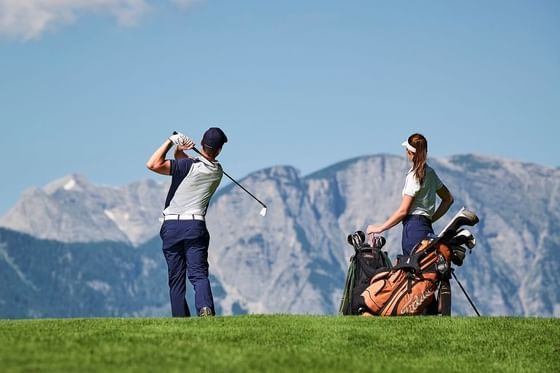 Golf in the Ennstal