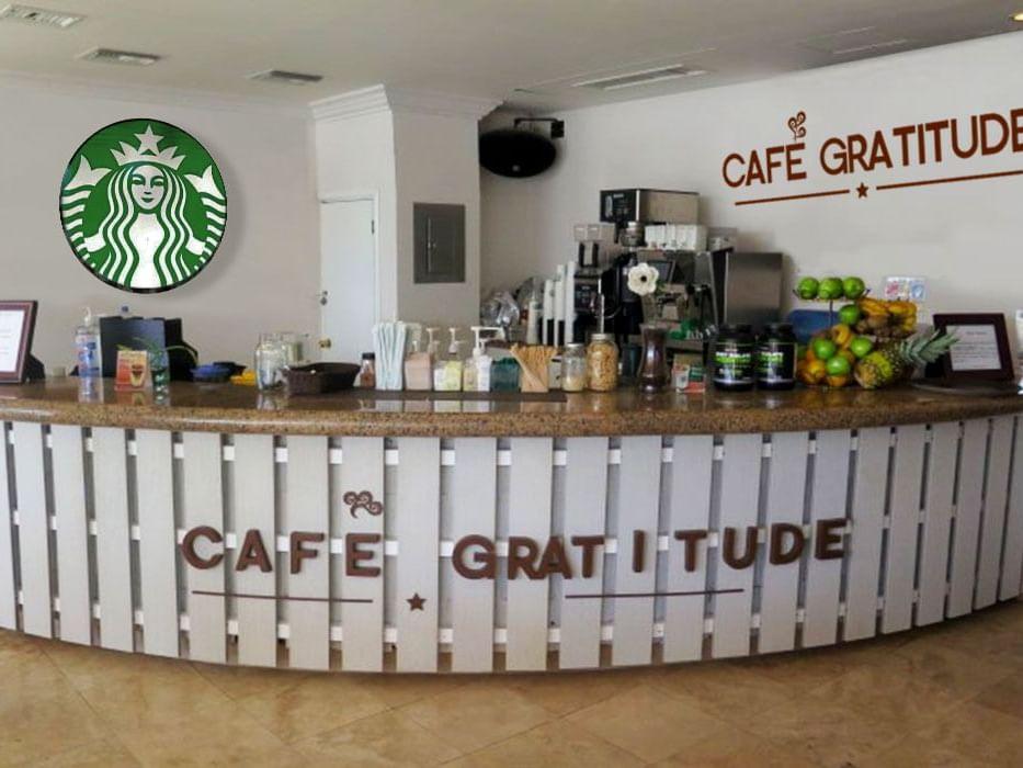 Gratitude Starbucks Café at Cabo Villas Beach Resort