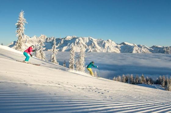 Ski at Romantik Hotel Schloss Pichlarn