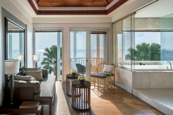 Amatara Wellness Resort Sea View Suite