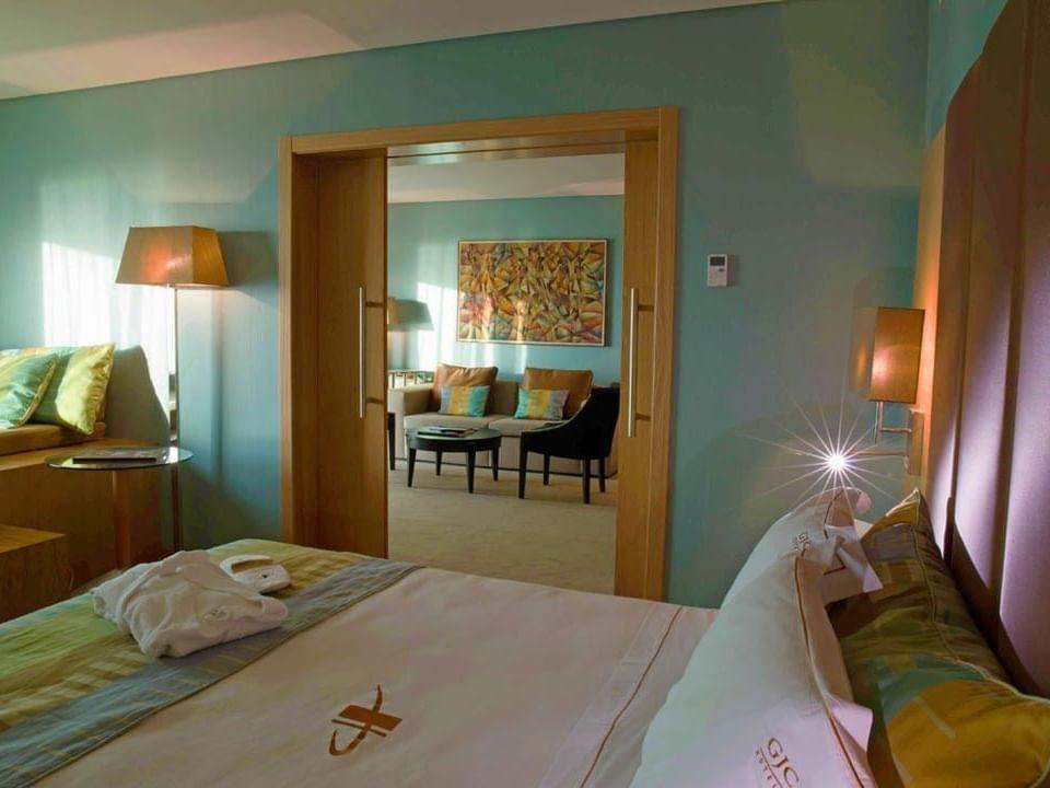 Double room at Hotel Presidente Luanda in Luanda