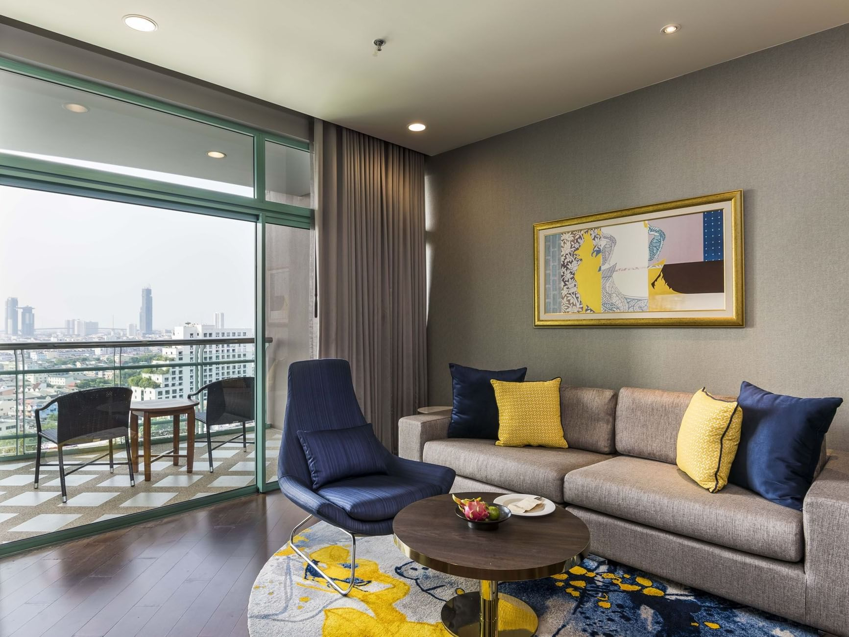 Grand Suite One Bedroom City View at Chatrium Hotel Riverside