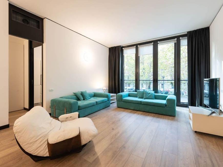 Design Suite, DUPARC Contemporary Suites, Torino