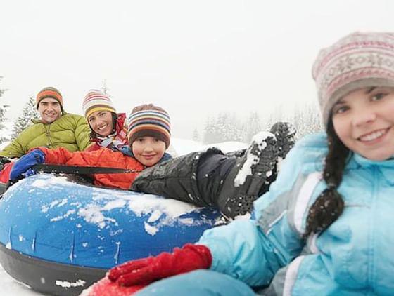 Park City Snow Tubing