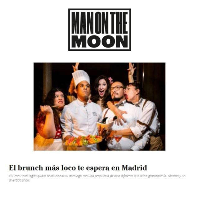 Gran Hotel Inglés en Man on the Moon