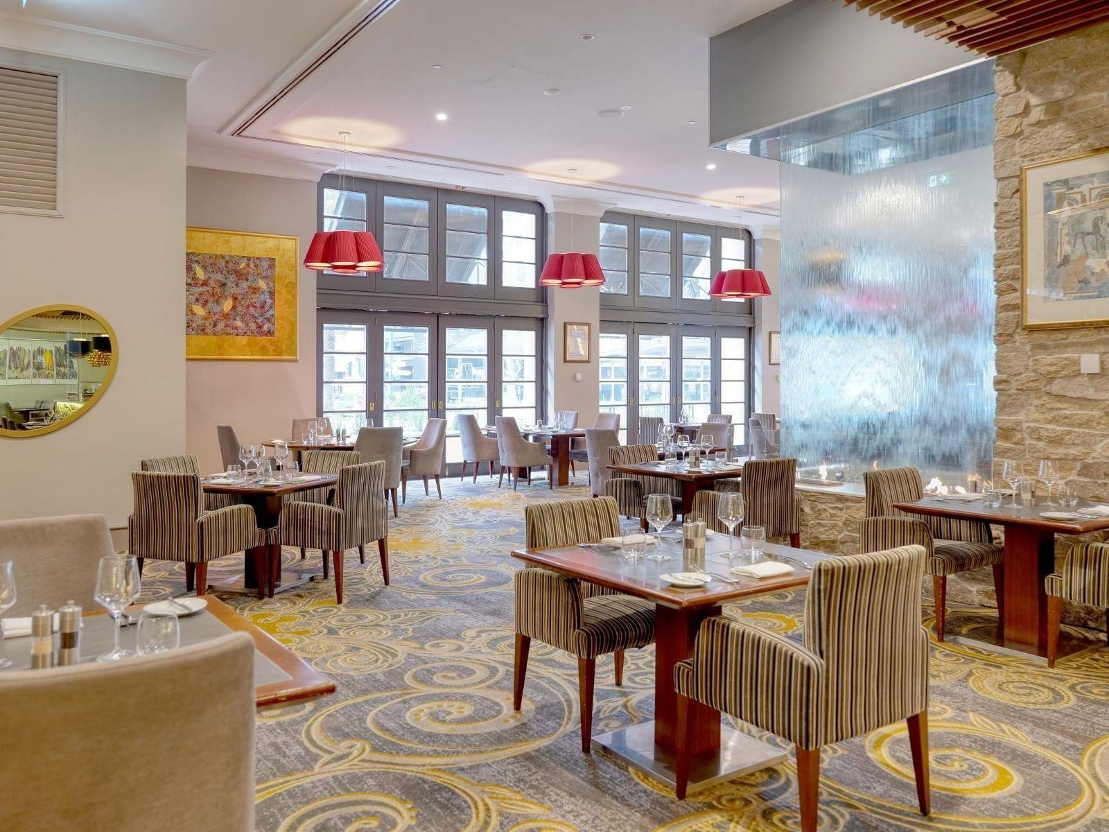 Buffet Breakfast Restaurant  in Duxton Hotel Perth