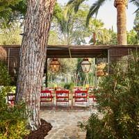 Tomato Garden at the Marbella Club