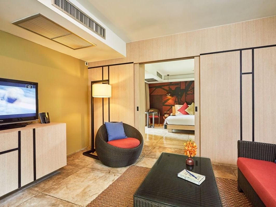 Suite at U Hotels and Resorts