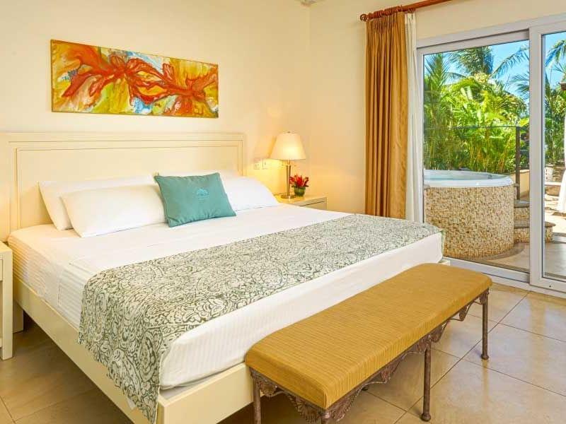 Accommodation at Jardín del Edén Hotel in Tamarindo, Costa Rica