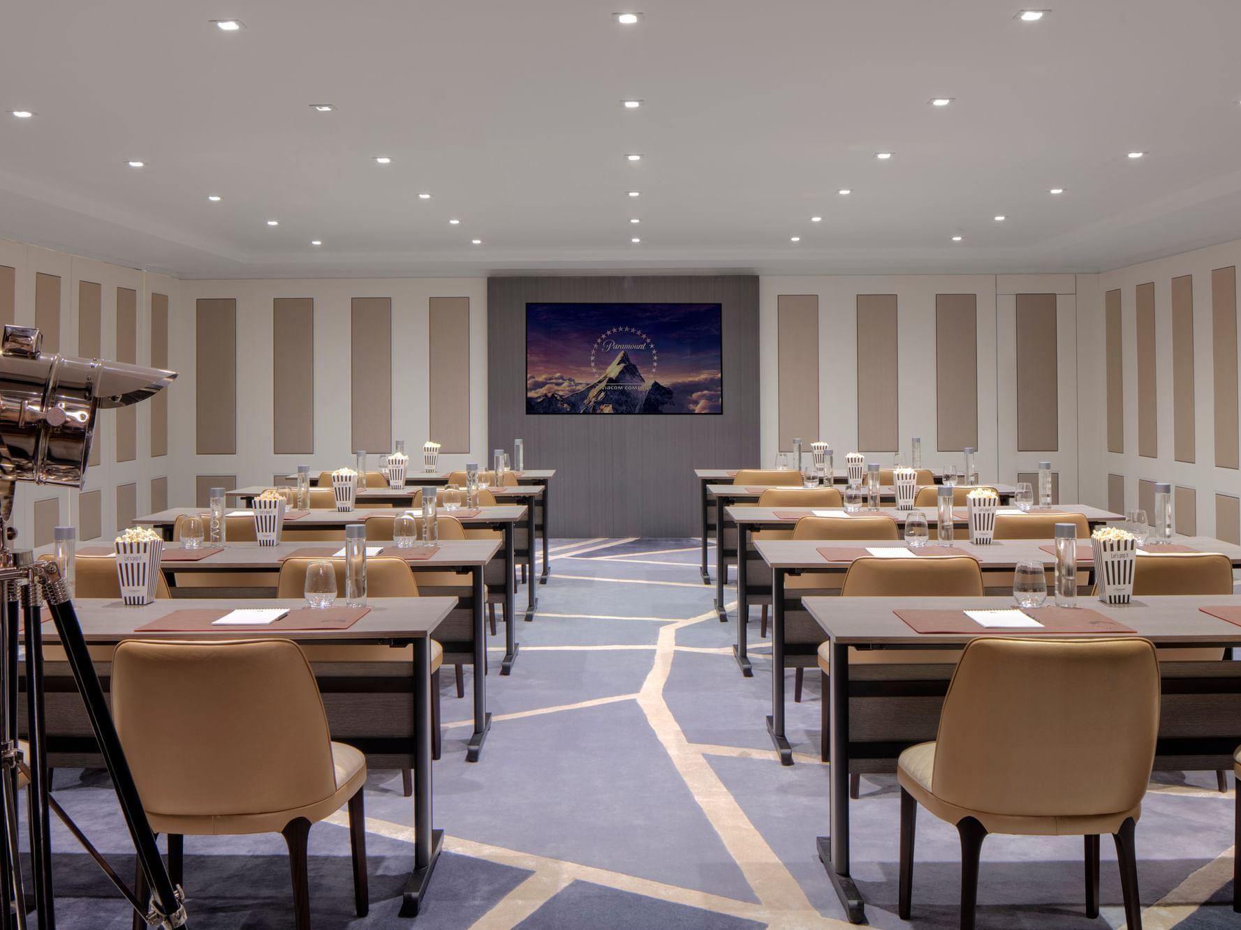 Meeting Room at Paramount Hotel Dubai