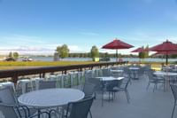 Pipers Restaurant Deck