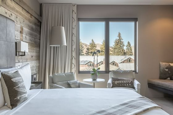 Premium King Room with one bed at Hotel Jackson