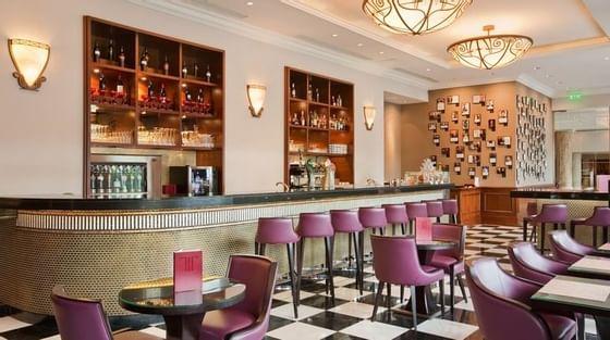 A Bar at Athénée Palace Hilton Bucharest