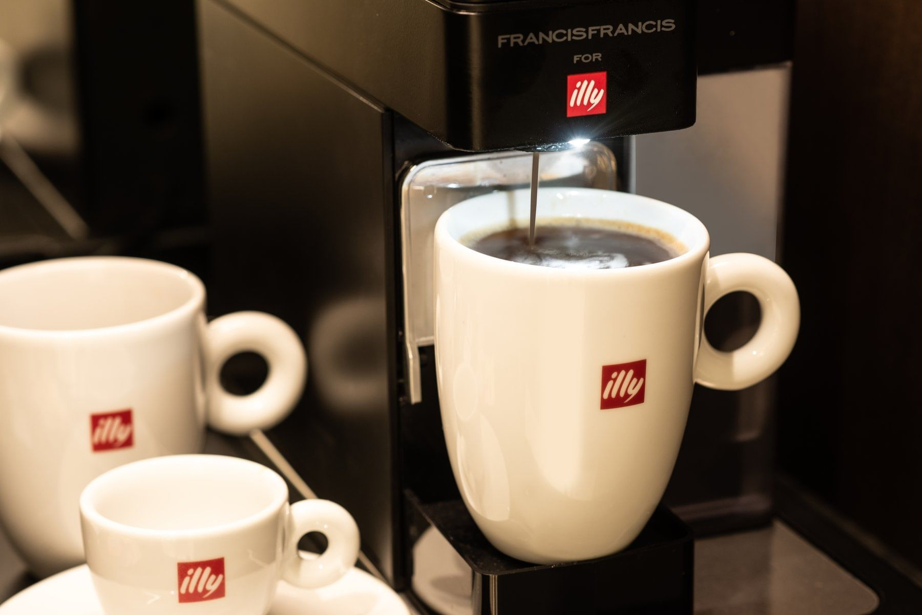 Rooms Espresso Maker