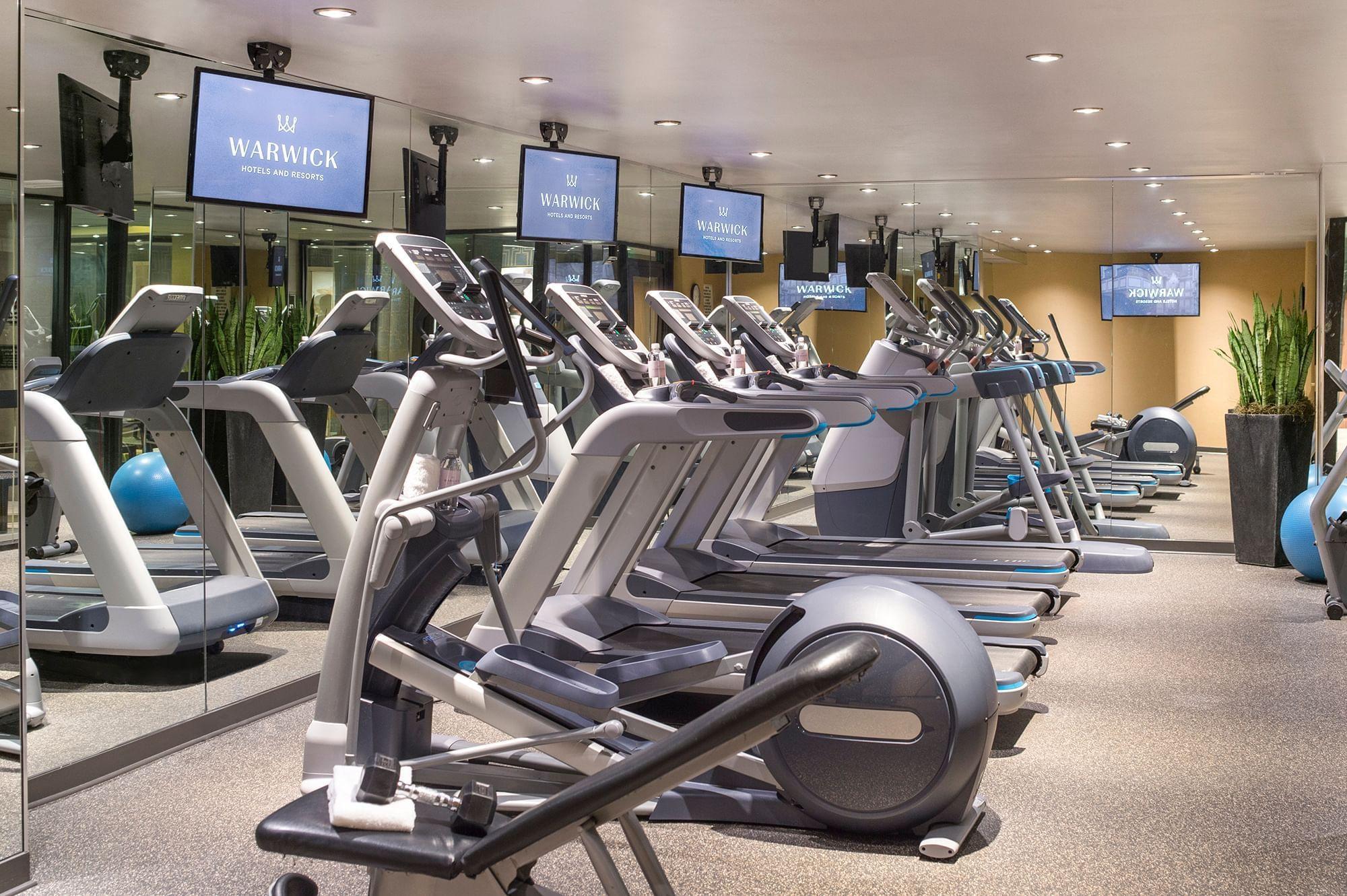 Fitness at Warwick Seattle