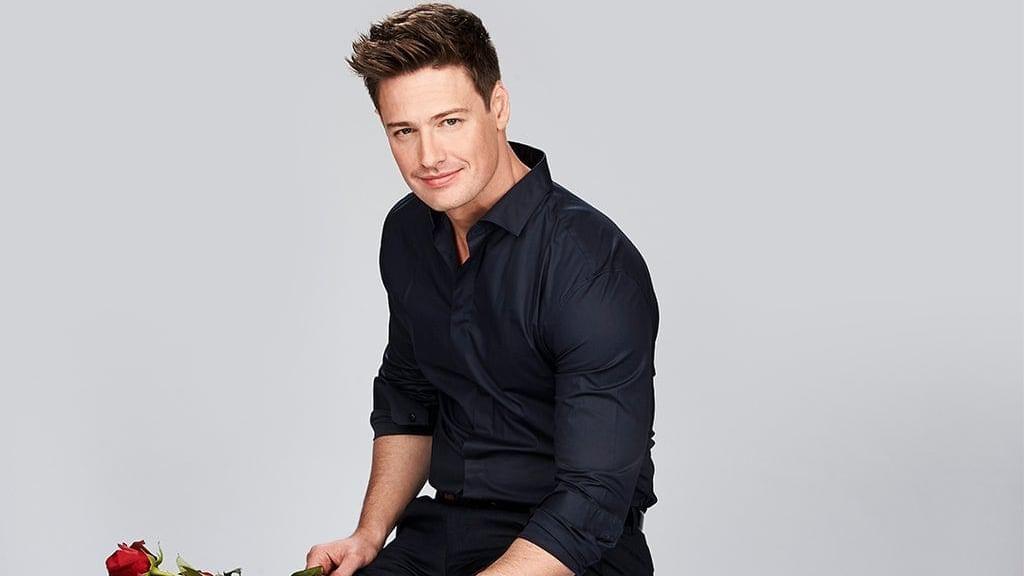 The Bachelor Matt Agnew. Photo credit 10play.com.au.