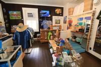 Waimea Plantation Cottages gifts and activities store located in the lobby