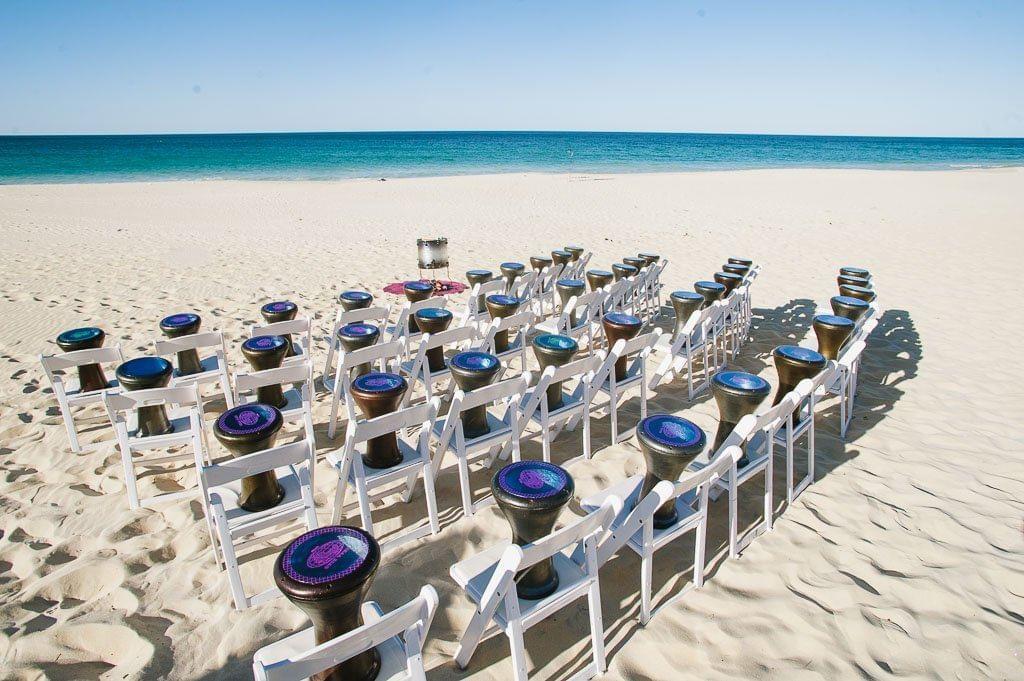 Beach Side Events at Pullman Bunker Bay Resort