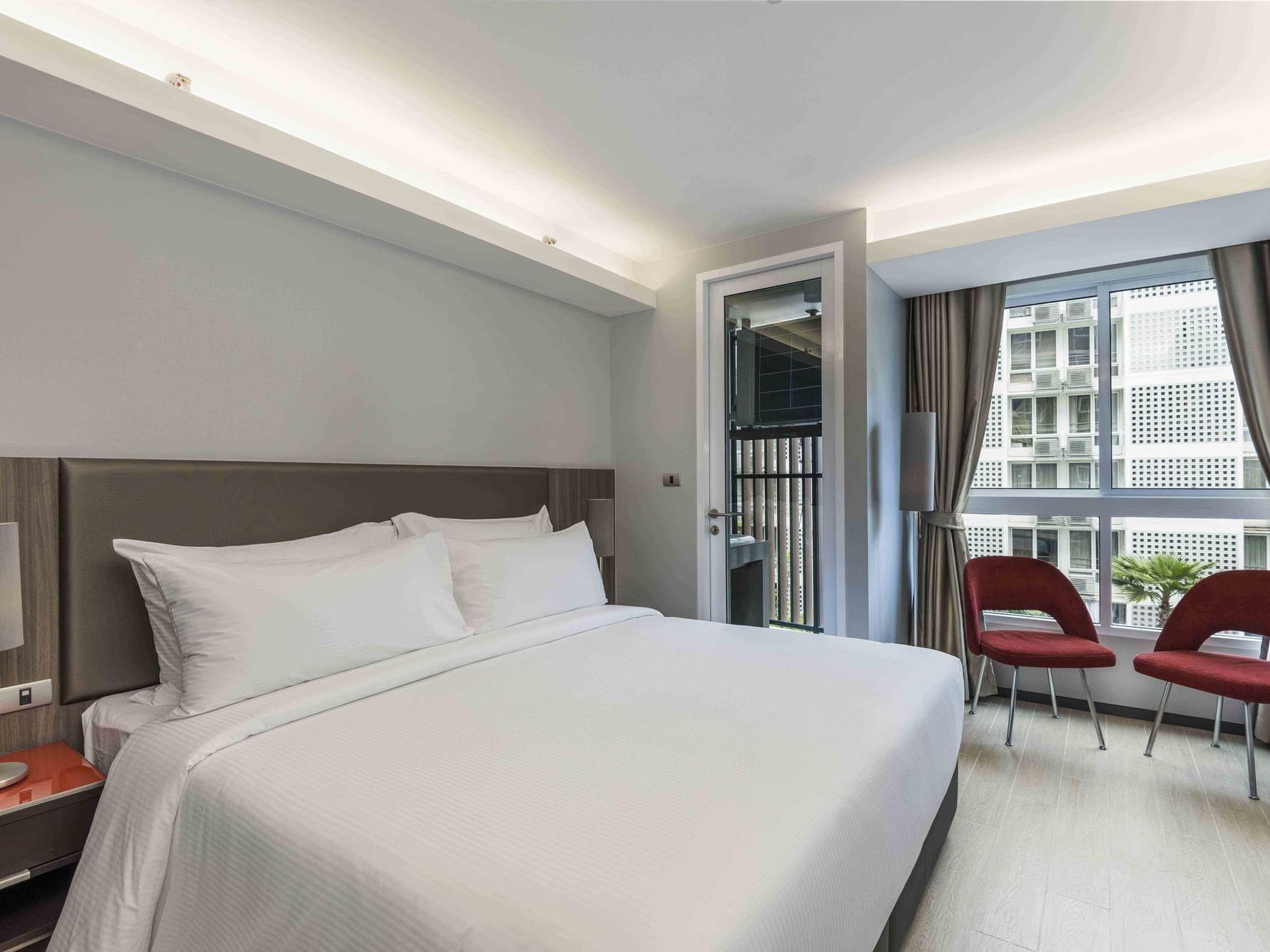 View of Studio Residence at Maitria Hotel Rama 9 Bangkok