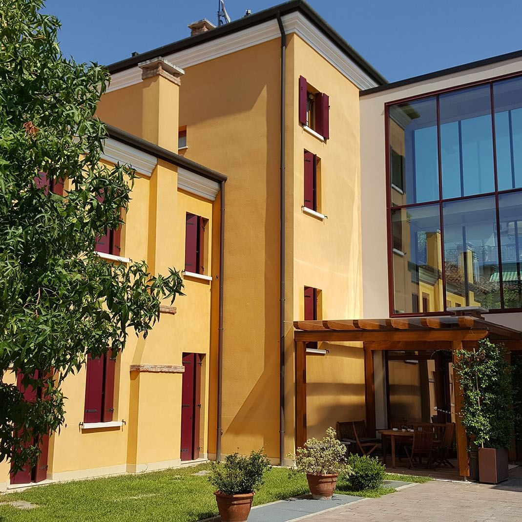 Ingresso hotel UNAWAY Venezia