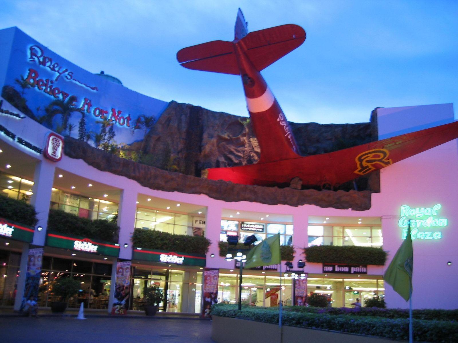 Royal Garden Plaza