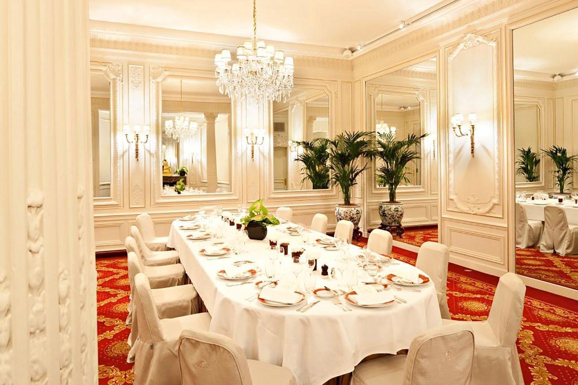 Séminaires et Banquets _ Salle de réunion6