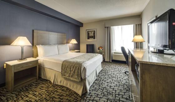 Hotel Rooms - Monte Carlo Inns Oakville