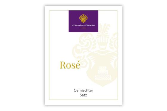 Etiketten Website Rose