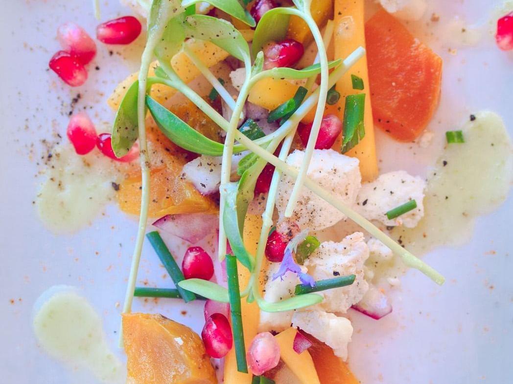 Salad plate from Cello Ristorante