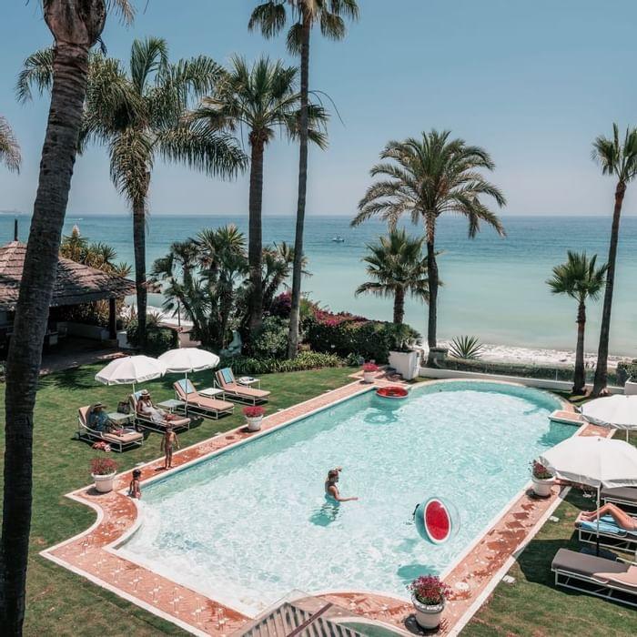 Marbella Club Days Exhibition by Stuart Cantor