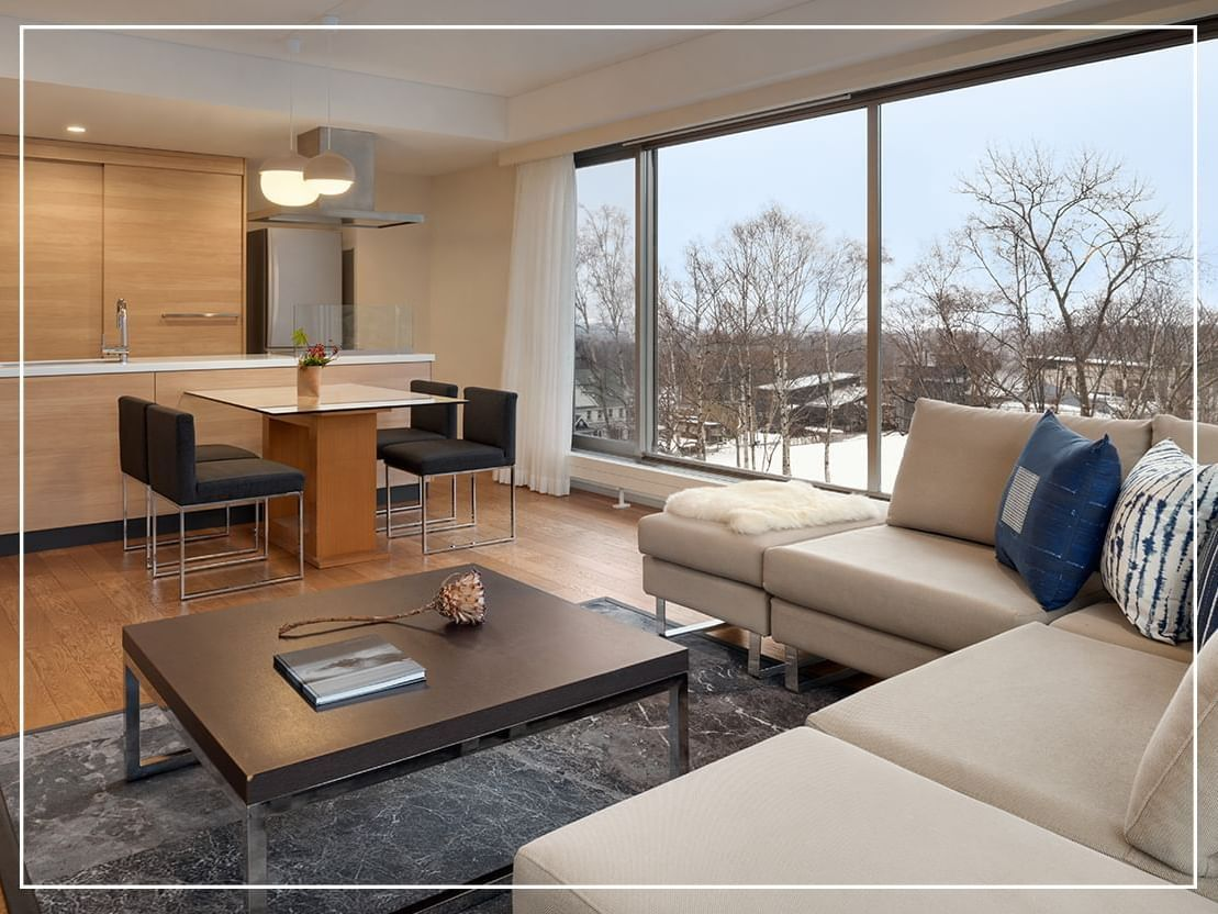 1 Bedroom Suite City View at Chatrium Hotels & Residences