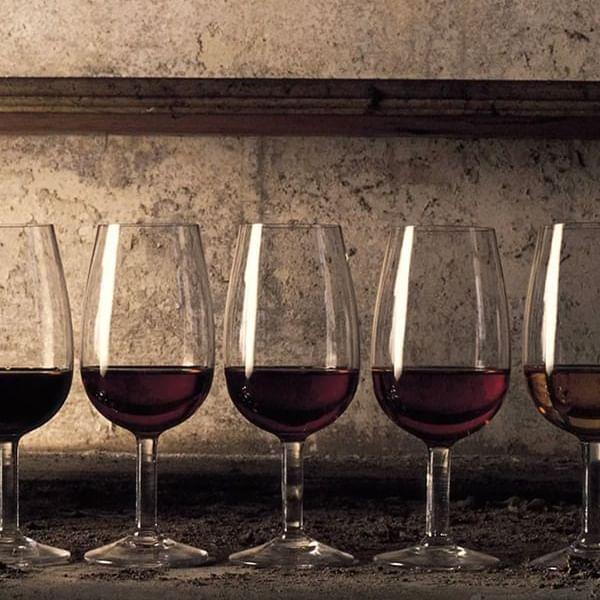 sherry tasting at the Marbella Club