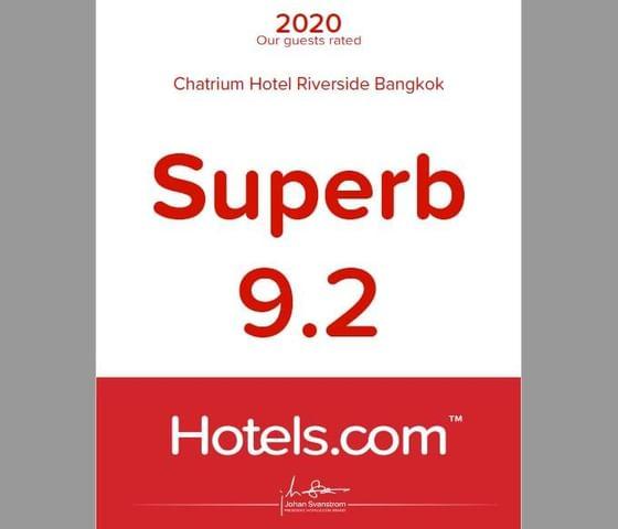 Hotels.com Guests Rated