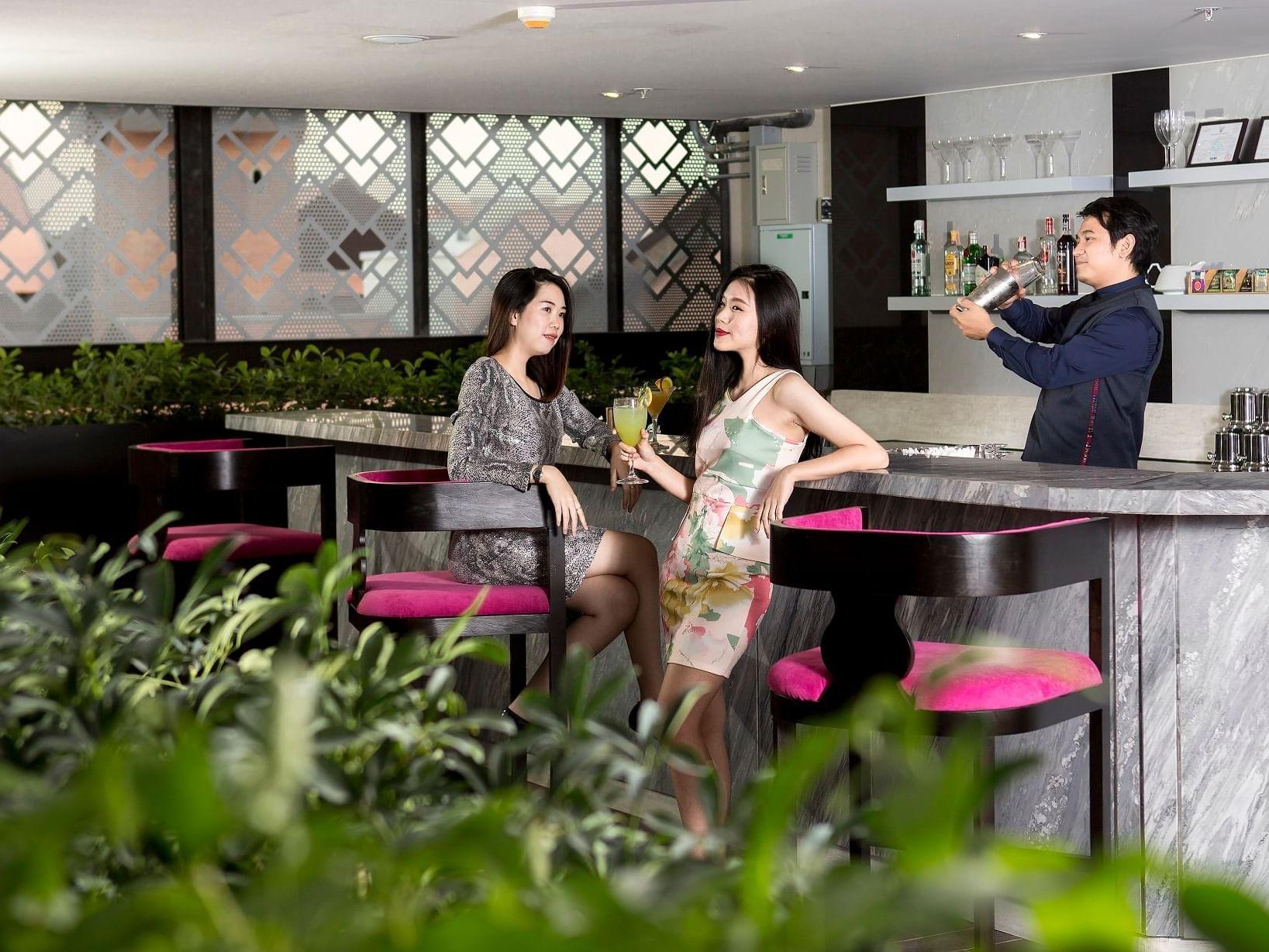 Splash Pool Bar at U Hotels and Resorts
