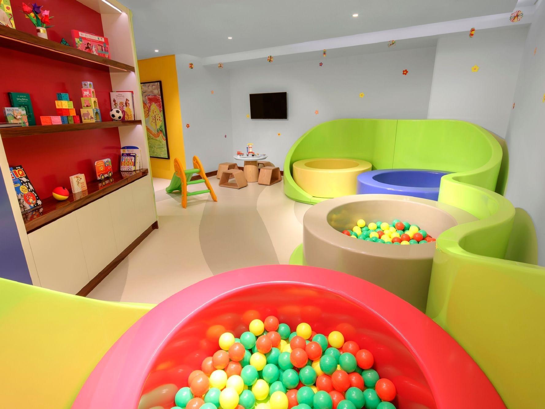 Kids Club Studio at Paramount Hotel Dubai