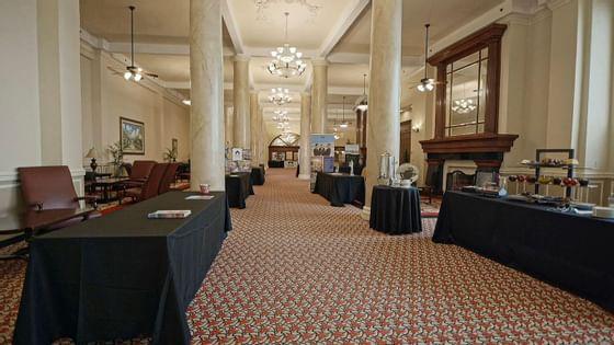 Pre-function event venue in Daytona Beach