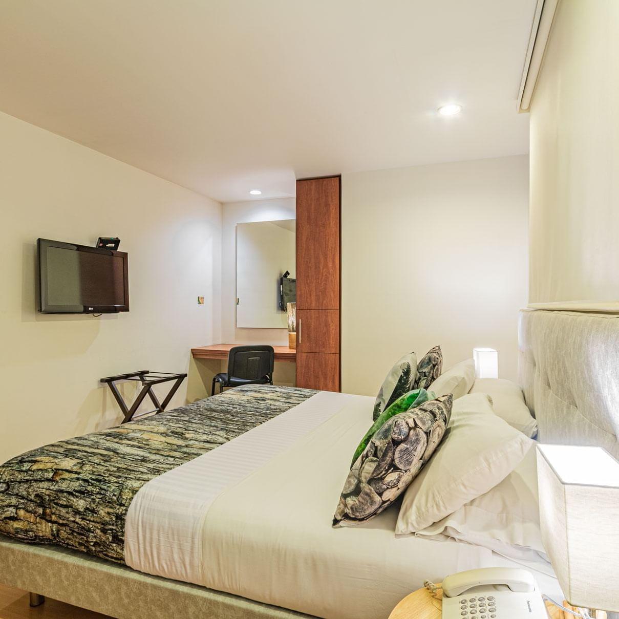 Habitación Estándar Hotel Factory Green