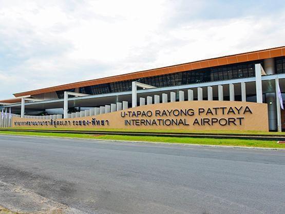 U-Ta-Pao International Airport - HOP INN HOTEL
