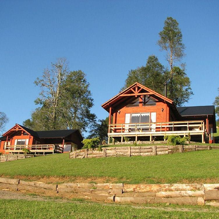 Lodge Mirador de los Volcanes by DOT Cabana