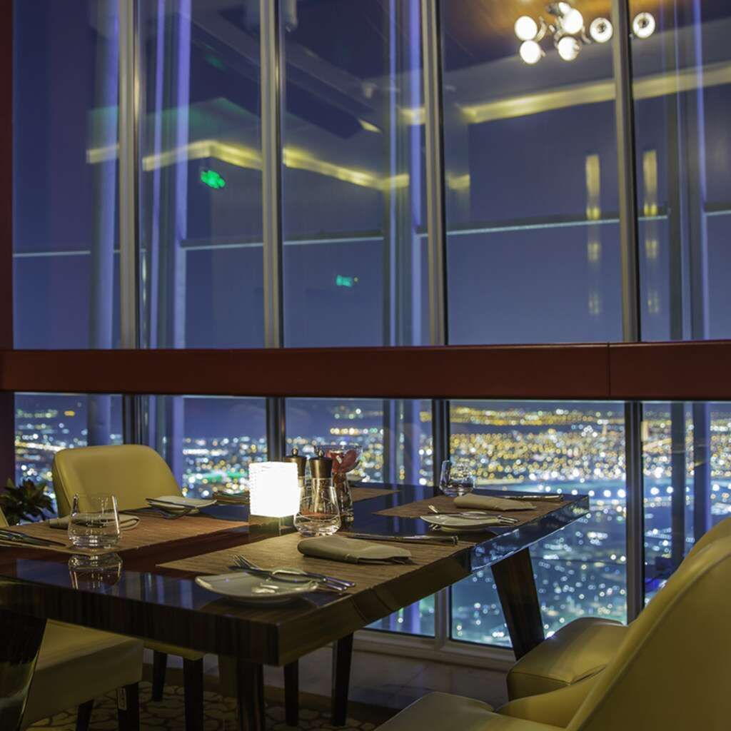 DINING IN DOHA