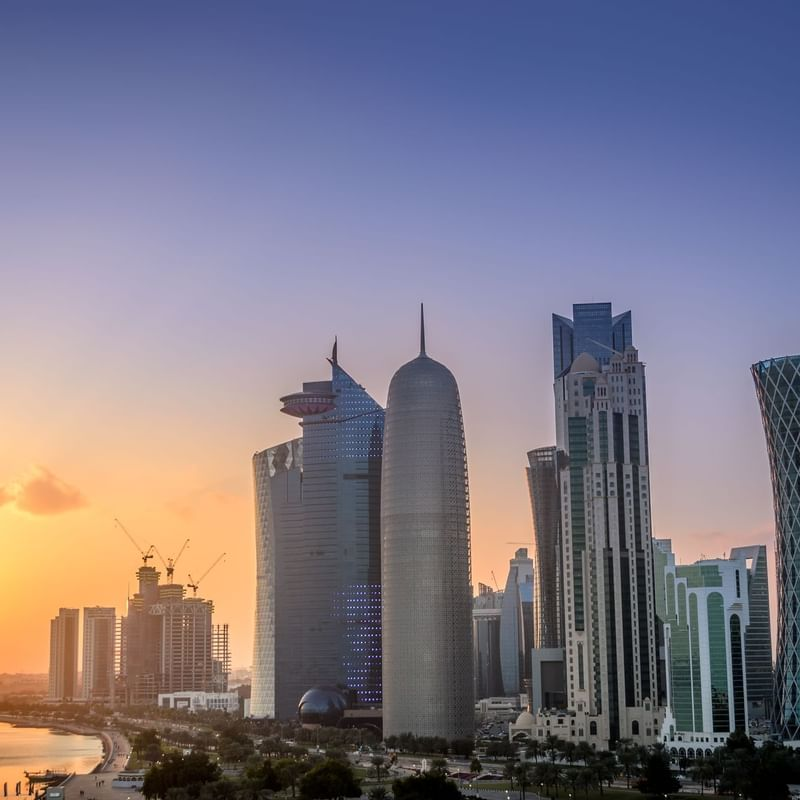 Doha Corniche - WARWICK CORPORATE