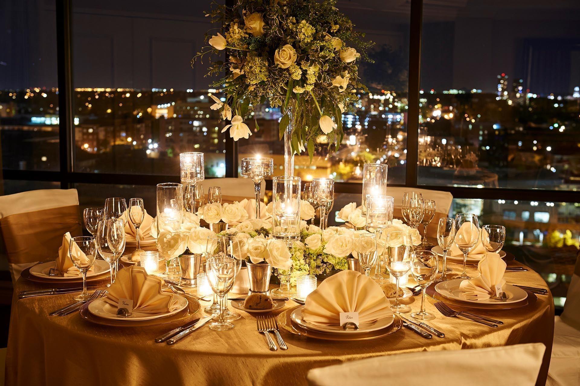 Millennium Ballroom Wedding at Warwick Denver