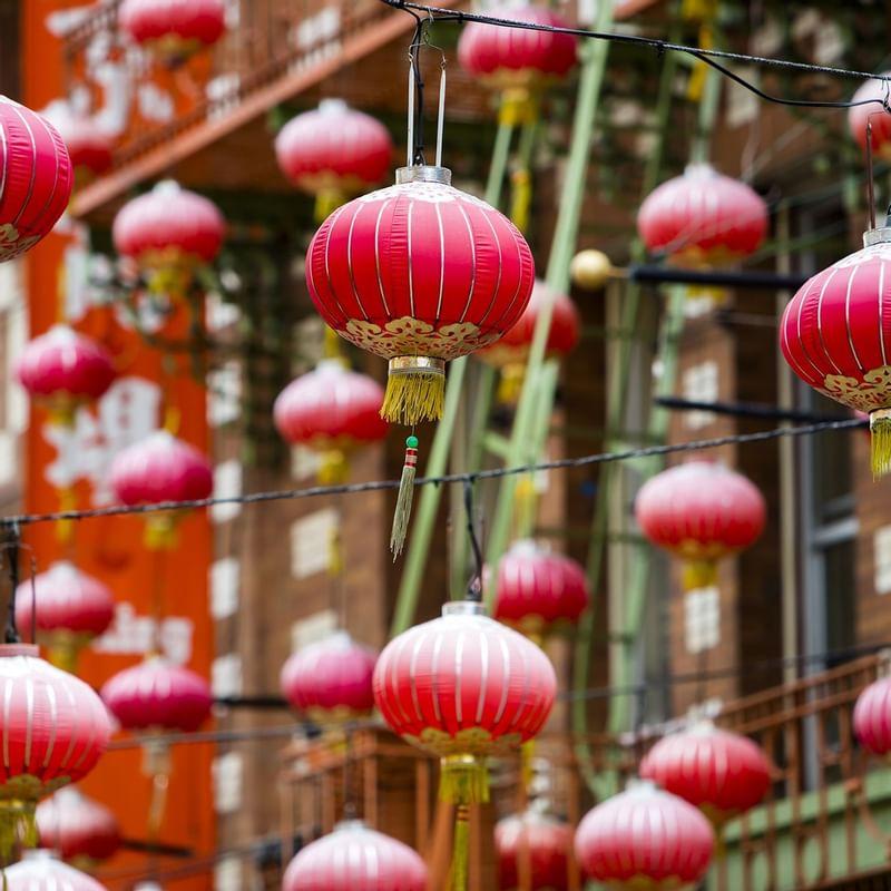 China Town - WARWICK CORPORATE